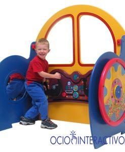 Area de juegos infantil