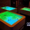mesa arena interactiva