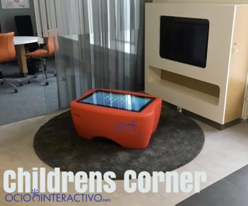 mesa interactiva oficina
