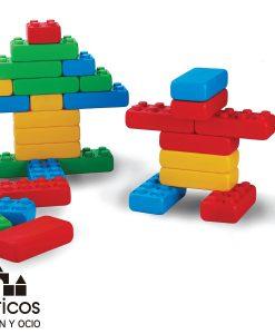 bloques de construccion gigantes