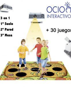 proyector interactivo