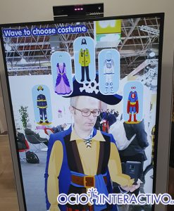Probador virtual ropa